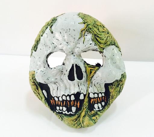 骷髅头面具
